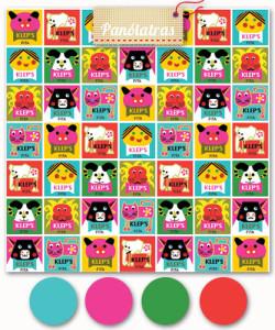 balas 80 cores