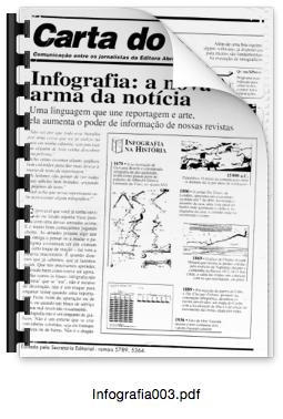 infografia - A nova arma da notícia