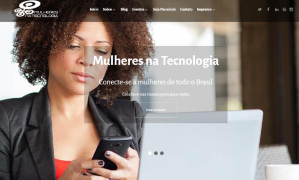 Mulheres na Tecnologia MNT